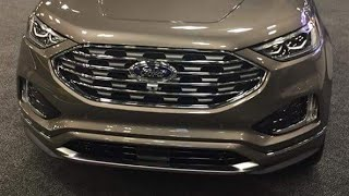 New Ford Edge - The Best Family SUV !!