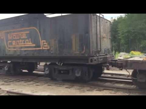 Moving 470's tender 2