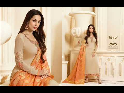 MALAIKA BY FIONA|MANTRA FASHION BEST FIONA COLLECTION SUITS