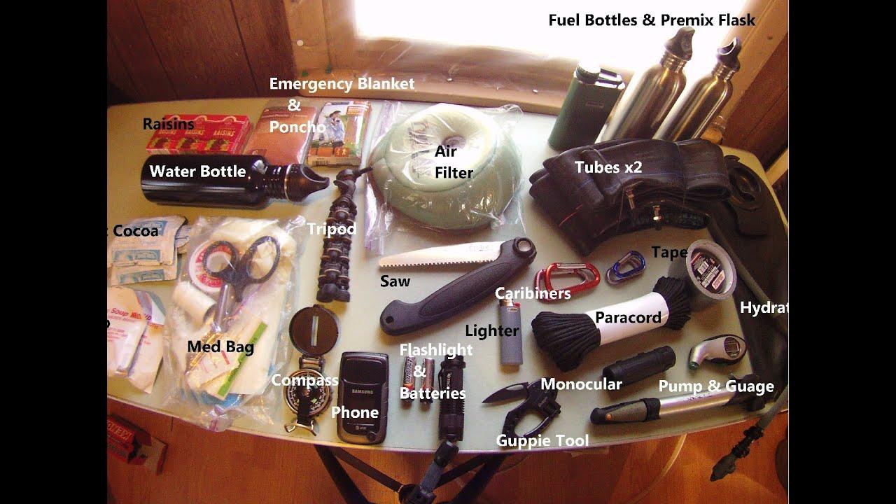 Ktm Trail Tool Kit