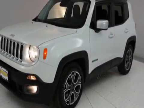 2015 Jeep Renegade FWD 4dr Limited SUV - New Jersey State Auto Auction