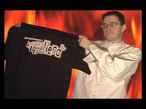 Angry Video Game Nerd T-SHIRT