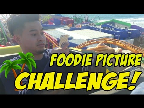 ULTIMATE FOODIE PICTURE CHALLENGE IN LOS ANGELES!