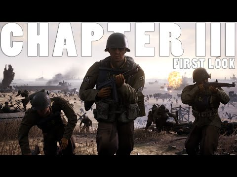 Invasion Of Normandy - Post Scriptum Chapter 3 Update First Look