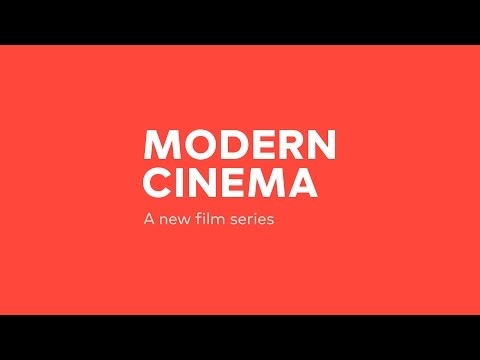 Modern Cinema: A new collaboration with SFMOMA
