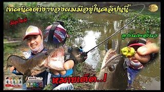เทคนิคต่างๆที่ทำให้ได้ปลาของน้าเป็นหนึ่ง  #หมายบ้านยายใจดี