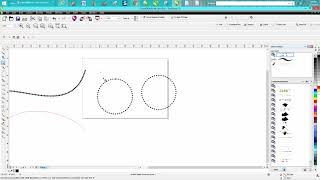 Corel Draw Tips & Tricks Artistic Media Tool part 3