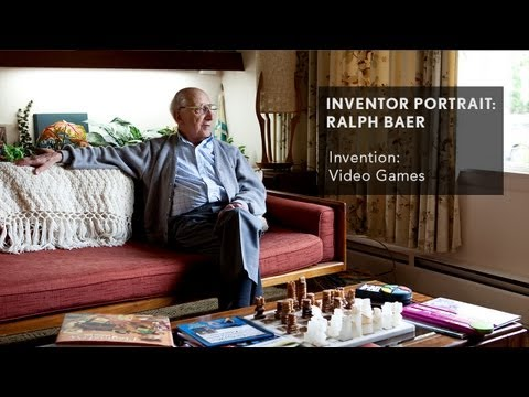 R.I.P. Ralph Baer, inventor of the first home video game console