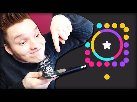 KLICKE ZUM SPRINGEN ... !! | Color Switch