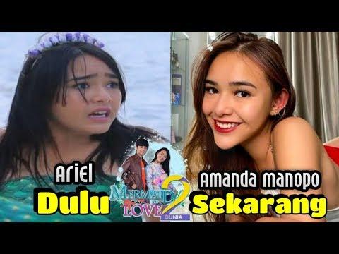 Pemeran Nama Asli & Wajah Pemain Mermaid In Love 2 Dunia SCTV Dulu & Sekarang | Video Seleb Update