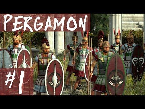 Total War Rome 2 : Black Sea Colonies : Pergamon 1