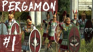 Total War Rome 2 : Black Sea Colonies : Pergamon 1