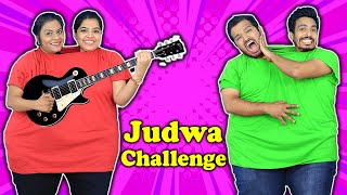 Download TWIN CHALLENGE   Funny Judwa Challenge   Hungry Birds