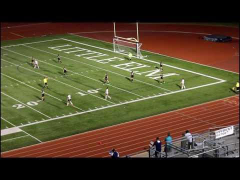 LEHS Girls Varsity Soccer vs Lake Dallas 03072017