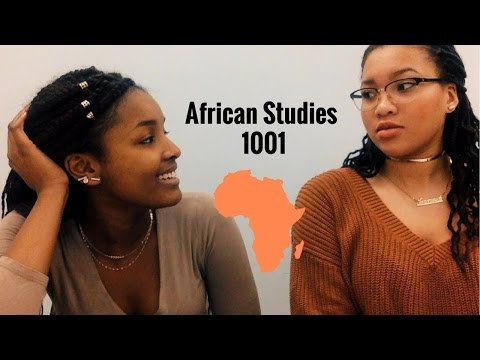Introduction to African Studies 1001