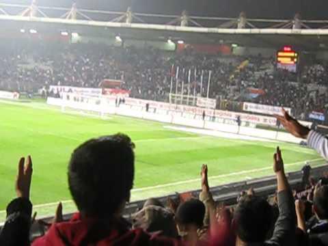 Gençlerbirliği 3-2 Trabzonspor BİZE HER YER ANKARA