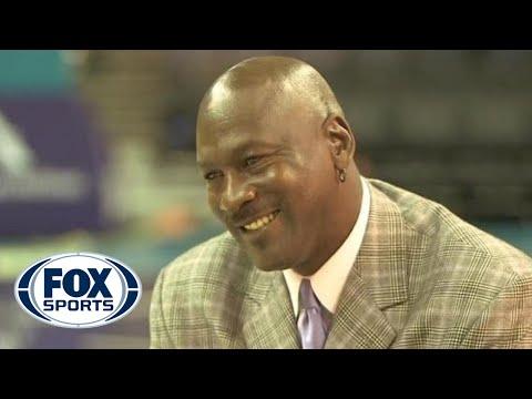 Michael Jordan 1-on-1: The Charlotte Hornets Transition