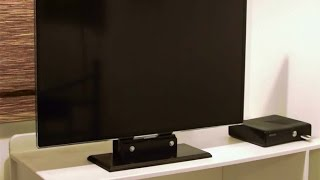 Make yourself a stand / base for any size TV