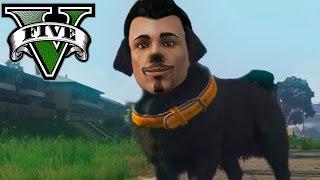 GTA V - (PS4) - TRANSFORMER DE ANIMALES XDDD - El miniperro ...