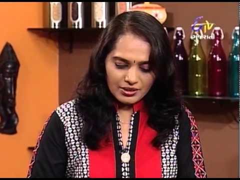 Rasoi Show - રસોઈ શો - મળી મગસ, ગુલાબ પાક & તવા અંજીર બરફી