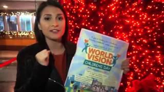 Tippy Dos Santos invites you to join #WVChildrensDay!