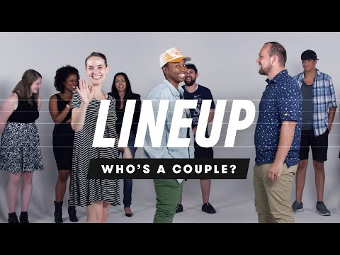 Thumbnail: People Guess Who's a Couple from a Group of Strangers