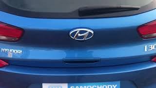 MM Cars Zabrze • Hyundai i30 2017r. 1.4 100KM Classic Plus