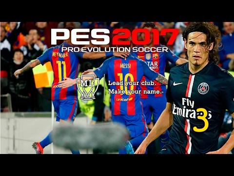 Pes 2017 (PC) II LM #3 II FC BARCELONA II VUELVE LA CHAMPIONS