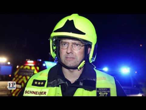 Tödlicher Unfall auf dem Südring in Chemnitz