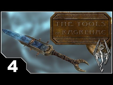 Skyrim: The Tools of Kagrenac - EP4 Into Rkund - YouTube