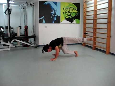 Floorwork | Queda de Rins