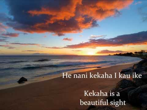 He Nani Kekaha- Darren Benitez (lyrics and translation)