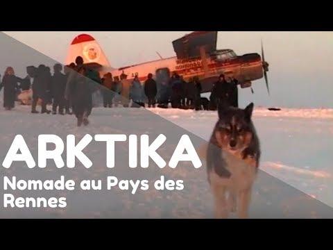 Arktika (Expédition Pôle Nord) - Ep 2 : Nomade au Pays des Rennes