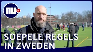 Zweedse Overheid Hanteert Soepele Coronamaatregelen | Nu.nl