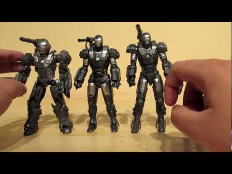 Sci-Fi Revoltech War Machine