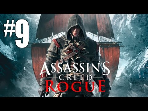 Assassin's Creed Rogue - Playthrough #9 [FR]