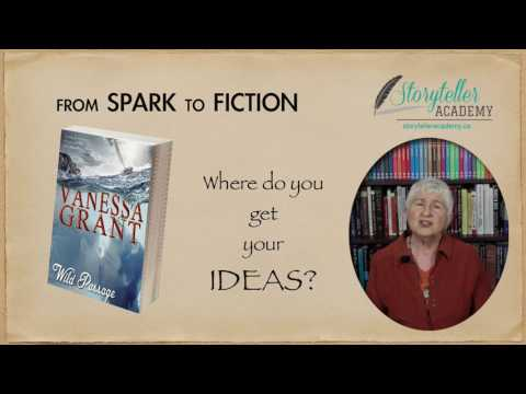 Wild Passage - From Spark to Fiction