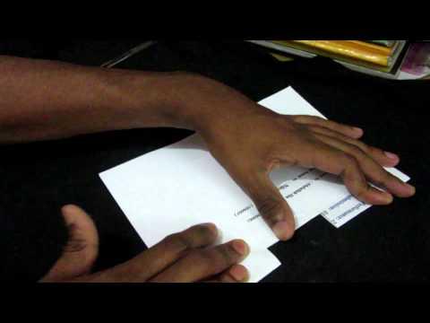 How to make a birthday card [Bangla]
