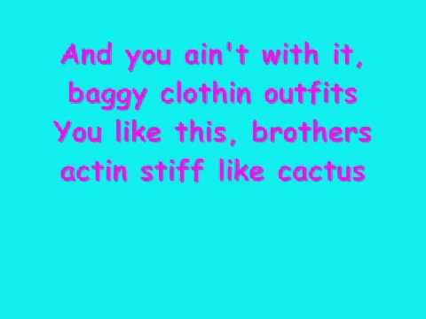 Crickets Lyrics New Boyz (HD)