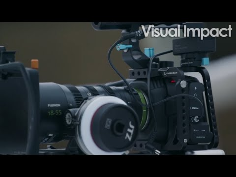 News in 90 EP 168:Panasonic AV-UHS500 4K, Blackmagic Camera Update 6.8, HawkWoods FX9 V-Lock adapter