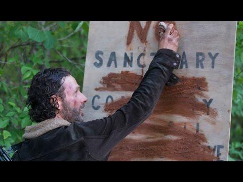 "The Walking Dead ""No Sanctuary"" Tribute | Fall out Boy - Centuries | S05E01"