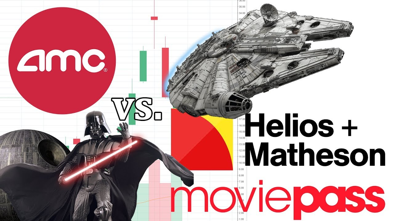 $AMC and $HMNY (MoviePass) Movie Trailer for StockTwits ...