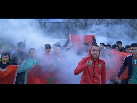 ISMO - Mabrouk 3lina ft. Biwai , YONII , Riffi, MR CRAZY, Dj Nassi (prod. Harun B) MOROCCO 2018