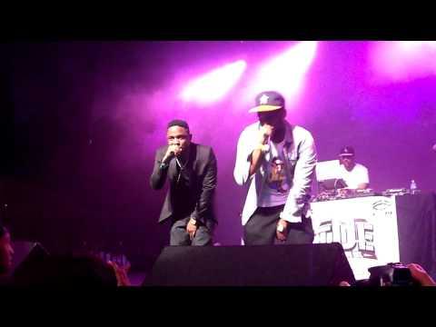 Kendrick Lamar - Ignorance Is Bliss Live The Music Box Los Angeles, CA 8/19/11