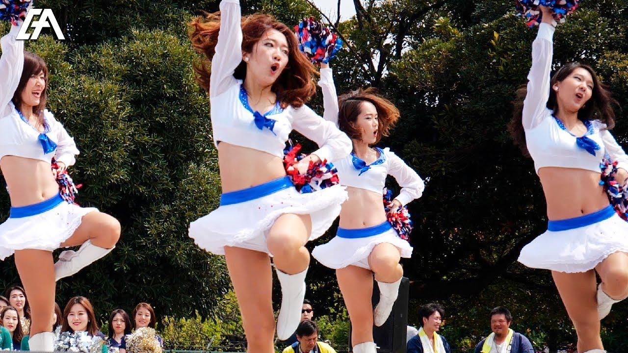 かわさき楽大師まつり 2019 チアリーディング vol.2 - Kawasaki Raku Daishi Festival cheer leading -