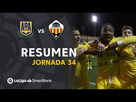 Alcorcón Castellon Goals And Highlights