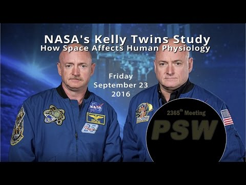 PSW 2365 NASA's Kelly Twins Study