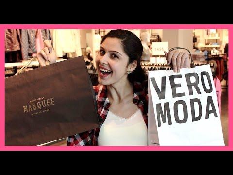 Come Shopping With Me At Vero Moda!!!