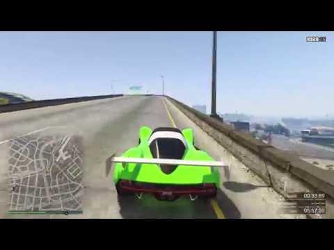 GTA 5 - Skyline Raceway 2.0 - Vagner - 02:30.183