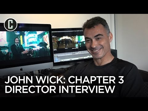 John Wick 3: Director Chad Stahelski Interview Mp3